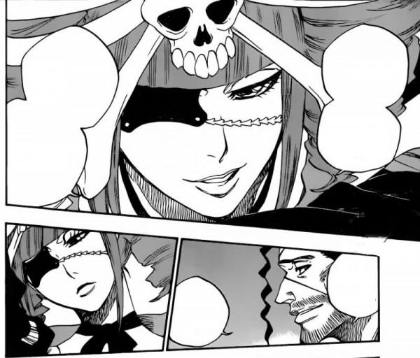 【悲報】ブリーチ花天狂骨あの花魁登場そして京楽さん死亡(ネタバレ)