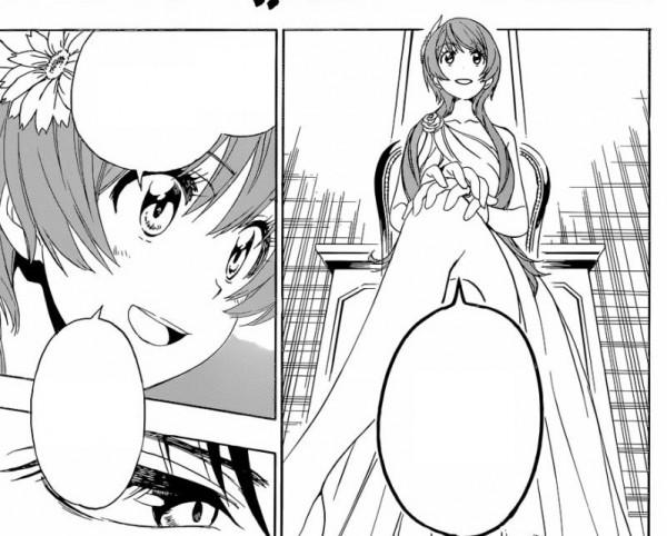 【悲報】ニセコイ、ナルトをパクるwwwww(ネタバレ)