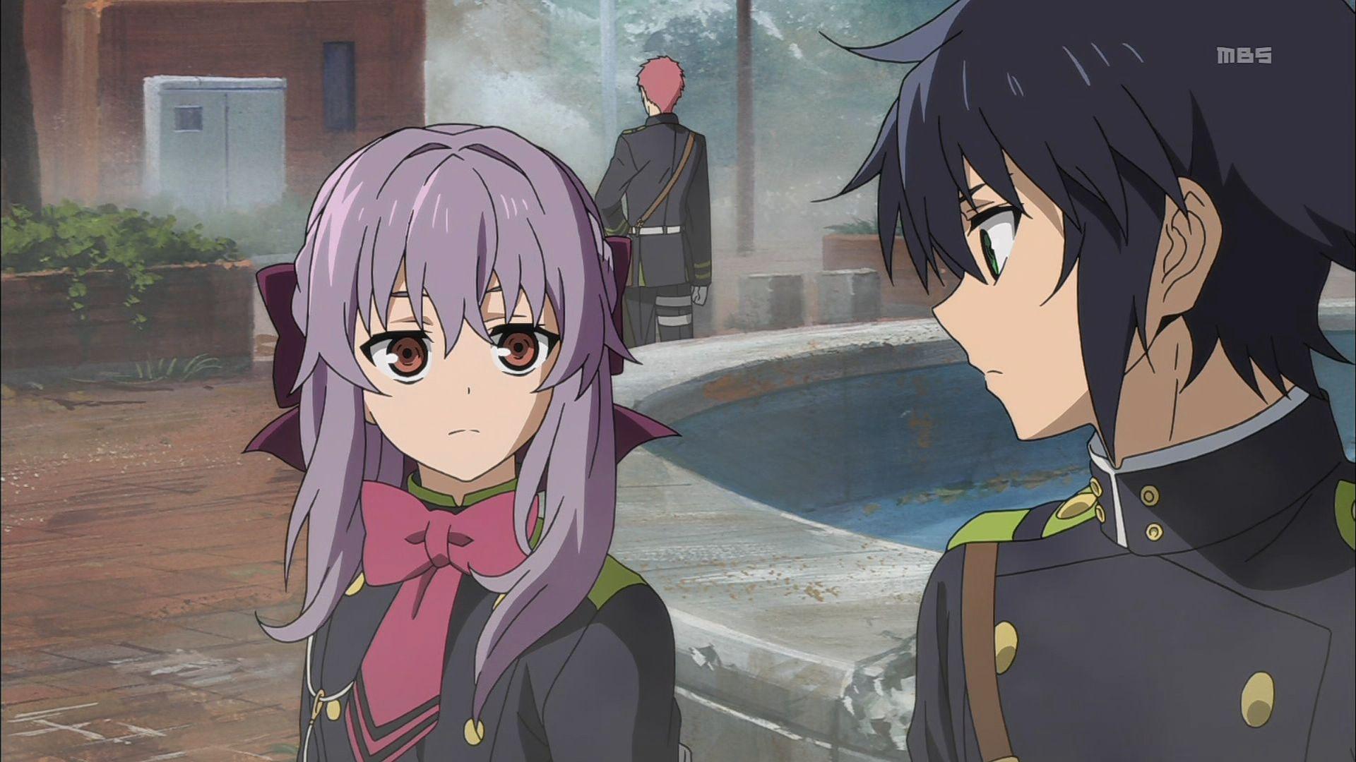 【画像】終わりのセラフの柊シノアちゃんのふとももエロすぎwwwww