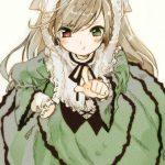 【画像】ローゼンメイデンの翠星石とかいう人形wwwww