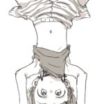【悲報】からかい上手の高木さんの作者、デコを描きたいがためにとんでもない構図で描くwwwww