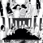 【悲報】ジャンプ漫画家の描く会議シーン、冨樫だけ下手すぎるwwwww